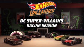 DC Super-Villains Racing Season Trailer preview image