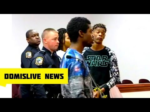 """Murder Suspects Ask For Instagram & Snapchat Followers In Court """"Follow me on Twitter"""""""