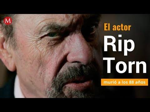 El actor Rip Torn murió a los 88 años