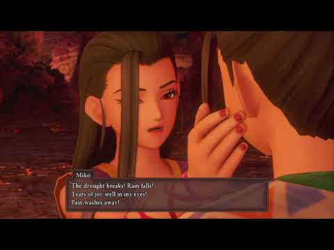 Dragon Quest 11 part 82: How to make the Great Sword of Light