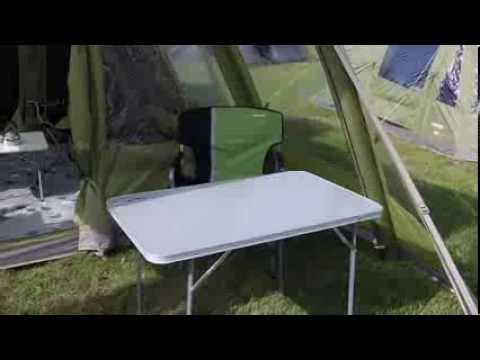 video Vango Inspire – AirBeam Family Tent