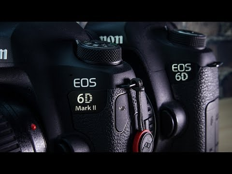 Canon 6D Mark II vs 6D Specs and Image Quality Comparison