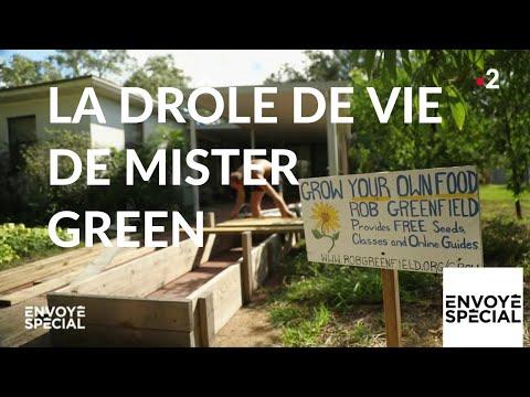 nouvel ordre mondial | Envoyé spécial. La drôle de vie de Mister Green - 31 janvier 2019 (France 2)