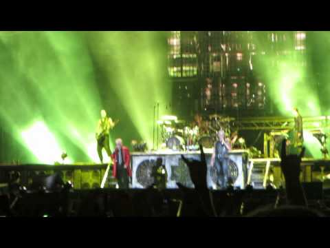 01.08.2013 Rammstein & Heino - Sonne - W:O.A 2013