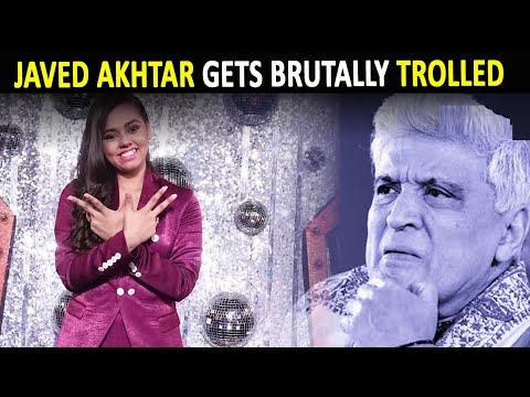 Javed Akhtar brutally trolled for praising 'Indian Idol 12' contestant Shanmukhpriya