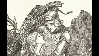 The Laidly Wyrm of Spindleston Heugh | An Ancient Northumbrian Tale