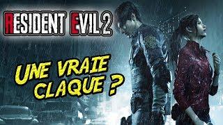 Vidéo-Test : Test de Resident Evil 2 (jeu d'or)