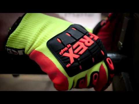 Magid® T-REX® TRX545W Impact Gloves