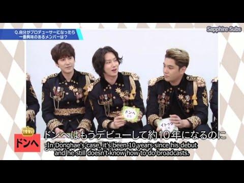 [ENG SUB] SJ SS6 JPN DVD FULL [BTS & GAMES]