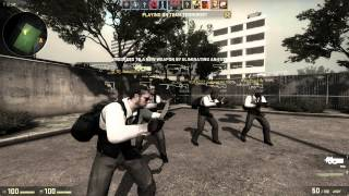 First game of Counter Strike GO