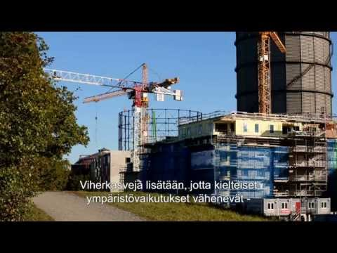Stockholm Royal Seaport (English version with Finnish subtitles)