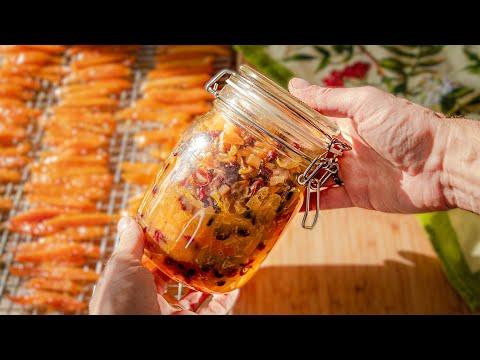 Готовьте сразу много! ФРУКТОВАЯ СМЕСЬ для  выпечки / кекса, штоллена, панеттоне | новогодние рецепты