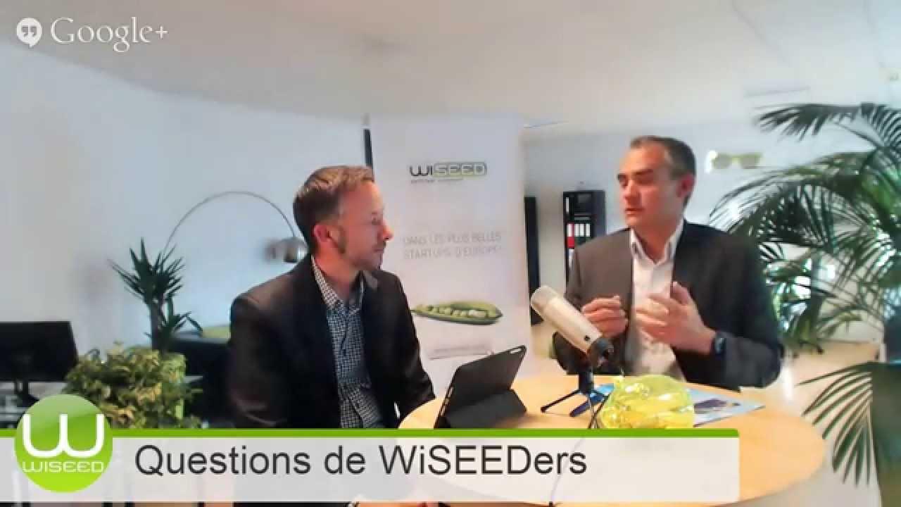 Ecocean ouvre son capital sur WiSEED et vous répond en direct