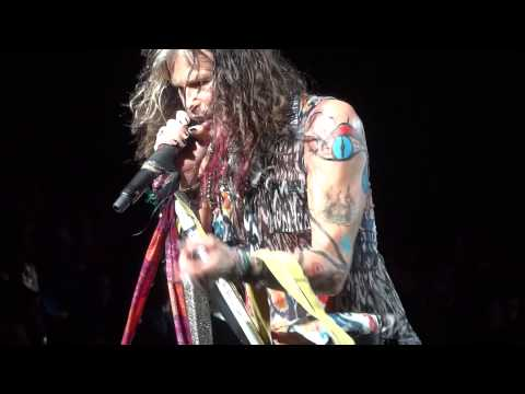 Aerosmith - I Don't Wanna Close My Eyes - Comcast Center 7/16/14