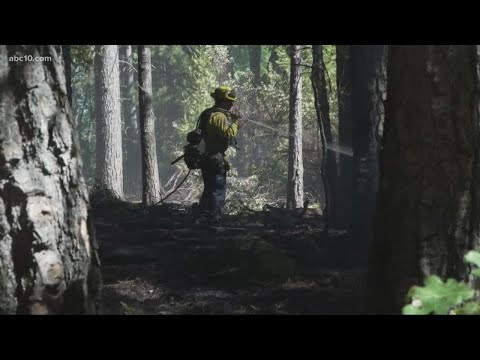 California Wildfires: Thursday evening update on Dixie and River Fire