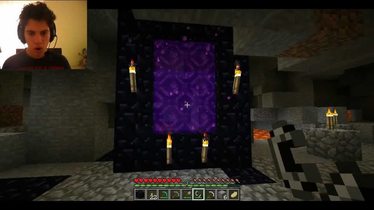 Portal To Hell Minecraft Part 17 Youtube