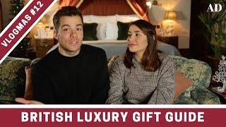 Luxury Christmas Gift Guide 🎁  VLOGMAS DAY 12