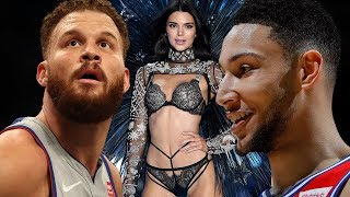 Ben Simmons Ex Kendall Jenner Seen Out PARTYING With BOTH Her Ex's Blake Griffin & Jordan Clarkson!