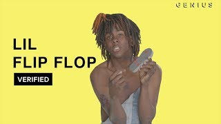 Lil Flip Flop - Slippers Official Lyrics & Meaning | Verified (GENIUS PARODY)