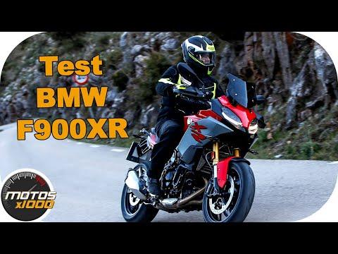 Test BMW F900XR | Motosx1000