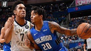 Indiana Pacers vs Orlando Magic - Full Game Highlights | Novemer 10, 2019 | 2019-20 NBA Season