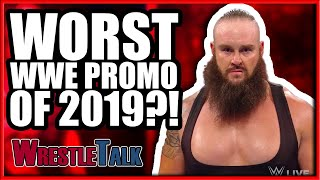 John Cena In Royal Rumble! Worst RAW Promo Of 2019?! WWE Raw, Jan. 7, 2019 Review | WrestleTalk