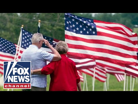 'The Five' honors America's fallen heroes on Memorial Day