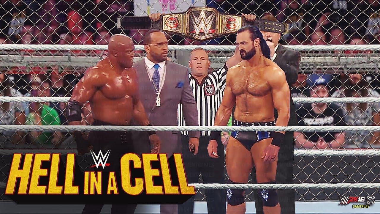 WWE June 10, 2021, Drew Mcintyre vs. Bobby Lashley (WWE Championship)
