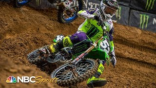Supercross Round #2 at St. Louis | 250SX EXTENDED HIGHLIGHTS | Motorsports on NBC