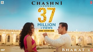 Chashni Song - Bharat | Salman Khan, Katrina Kaif | Vishal & Shekhar ft. Abhijeet Srivastava