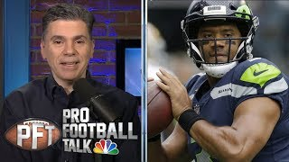 Russell Wilson could end up on Giants, replace Eli Manning | Pro Football Talk | NBC Sports