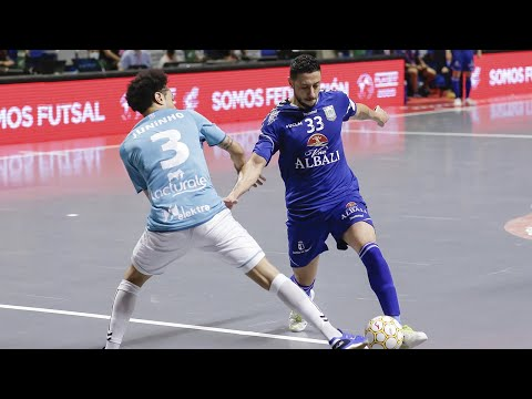 Viña Albali Valdepeñas - Osasuna Magna Play Off Titulo 2020 Cuartos de Final