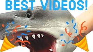 BEST SHARK PUPPET VIDEOS COMPILATION *NEW*