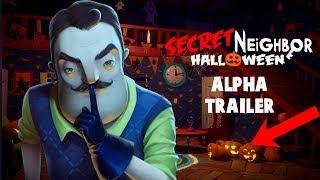 Secret Neighbor - Halloween Alfa Trailer