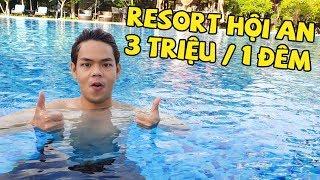 1 ngày thử ở trong Resort 5 Sao ở Hội An (Oops Banana)