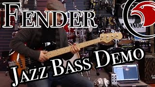 That time I did a Bass demo for Bass Musician Magazine...