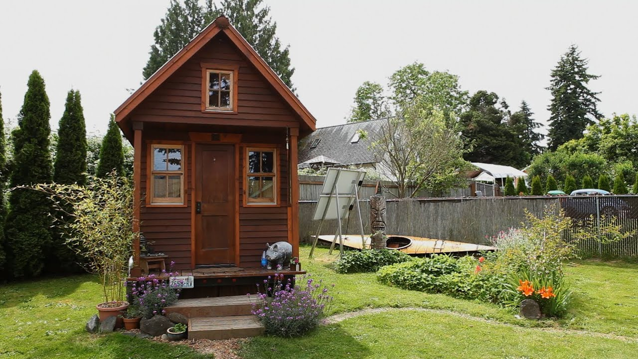 The Tiny House Movement: From Washington State To