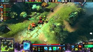 Game 1 - Invasion (old) vs Fnatic - joinDOTA League Asian Division Season 2 (Placing Stage)
