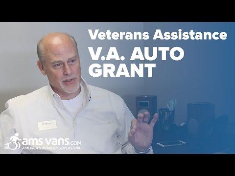 Veterans Assistance   AMS Vans