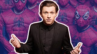 Here's Why Tom Holland Is A Perfect Young Spider-Man