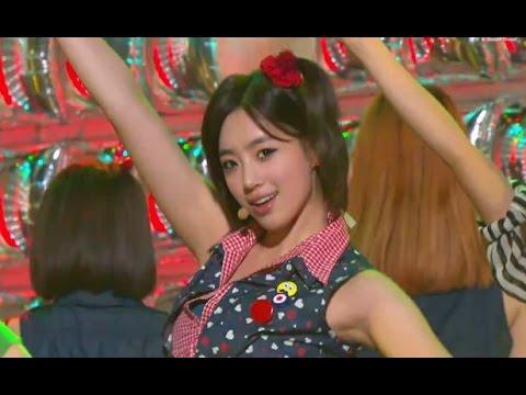 T-ARA - Roly Poly, 티아라 : 롤리폴리, Music Core 20110716