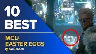 10 Best MCU Easter Eggs