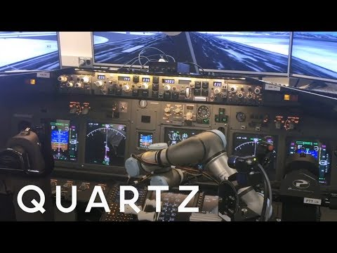 The future of flying is robot pilots