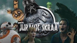 Jurassic World: Fallen Kingdom   Weird Trailer PARODY