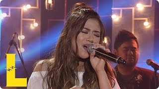 MORISSETTE - Someone's Always Saying Goodbye (MYX Live! Performance)