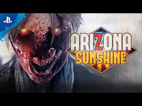 Arizona Sunshine Trailer