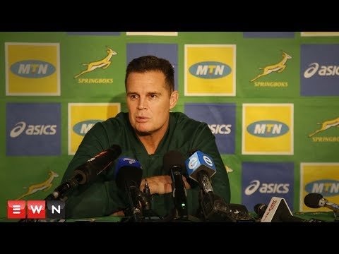 Springboks try new combinations at Newlands