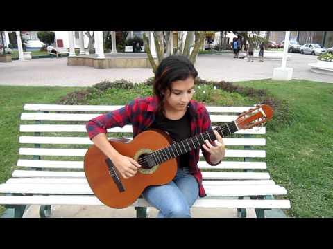 La Pantera Rosa en guitarra HD