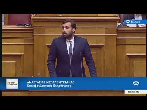 Α.Μεγαλομύστακας/Ολομέλεια, Βουλή/20-11-2017