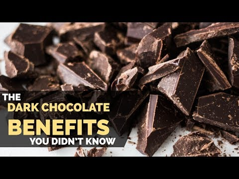The Dark Chocolate Benefits Most People Do Not Know